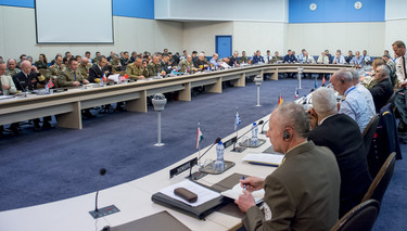 The NATO Chiefs of Defence committed to keeping NATO, ready, relevant and able