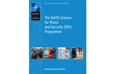 170704-sps-annualreport2016.jpg · The NATO Science for Peace and Security  ... 372852f332b
