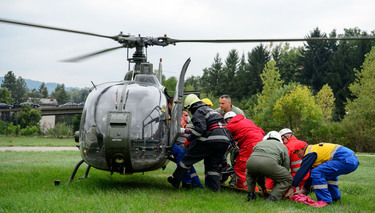 NATO and partners exercise disaster response in Bosnia and Herzegovina