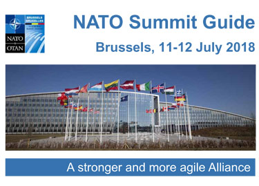NATO Summit Guide - Brussels 2018