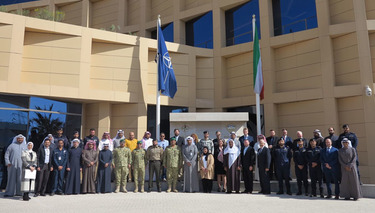 NATO-ICI Regional Centre holds first energy security training in Kuwait