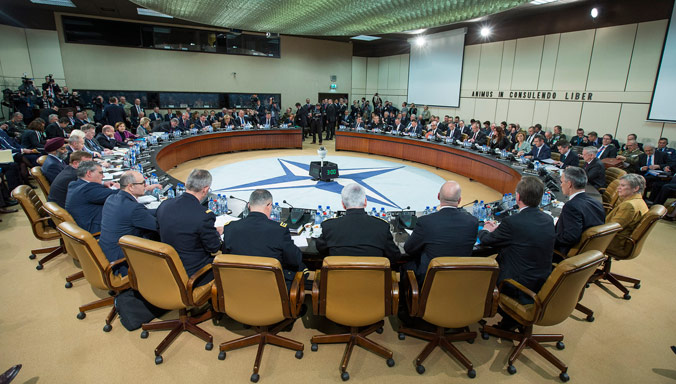 Defence Ministers take decisions on NATO Command Structure, discuss burden sharing