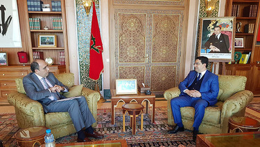 NATO Assistant‎ Secretary General for Political Affairs and Security Policy visits Morocco