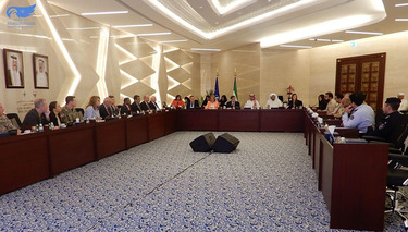 NATO-ICI Regional Centre Holds First Annual Review in Kuwait