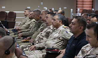 NATO - News: NATO helps Iraq to strengthen its force planning