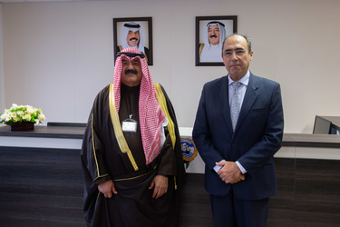 Kuwait inaugurates diplomatic mission to NATO