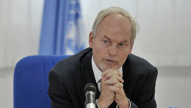 UK Ambassador Sir Nicholas Kay appointed as new NATO Senior Civilian Representative in Afghanistan
