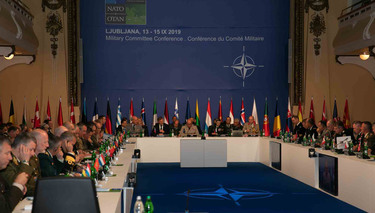 Allied Chiefs of Defence - NATO remains a pillar of stability in an uncertain world