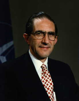 NATO Secretary General, Willy Claes