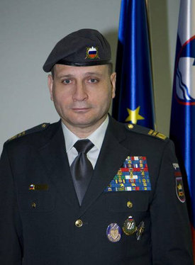 Alojz Šteiner, Chief of General Staff of the Slovenian Armed Forces