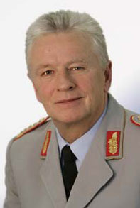 Volker Wieker, Military Representative of Germany