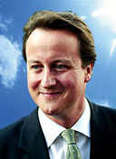 David Cameron, Prime Minister of the United Kingdom