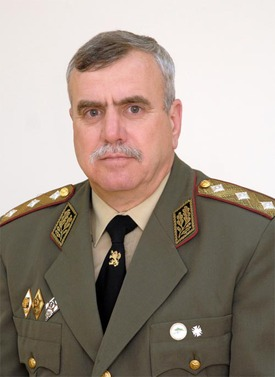 Lieutenant General Galimir Stoyanov Pehlivanov, Military Representative of Bulgaria