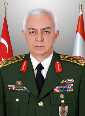 Işık Koşaner, Chief of Staff of Turkey