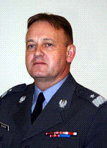 Major General  Janusz Bojarski