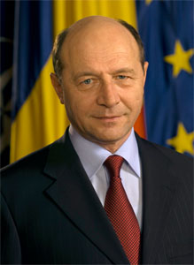 His Excellency Traian Basescu, Head of State of Romania