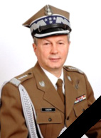 General Franciszek Gągor, Chief of General Staff of the Polish Armed Forces