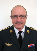 Poul Kiaerskou, NATO Military Representative for Denmark