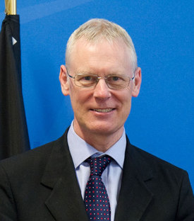 Simon Gass, Senior Civilian Representative in Afghanistan