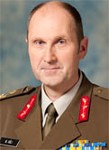 Brigadier General Väli Neeme, Estonian Military Representative to NATO and EU