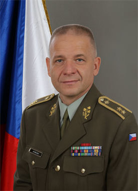 Baloun, Jiri, Czech Military Representative to NATO