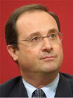 François Hollande, President of France