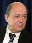 Jean-Yves Le Drian, Minister of Defence of France