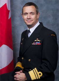 Nato Biography Vice Admiral Robert Davidson Military
