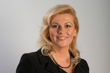 Kolinda Grabar-Kitarovic earned a  million dollar salary, leaving the net worth at 100 million in 2017