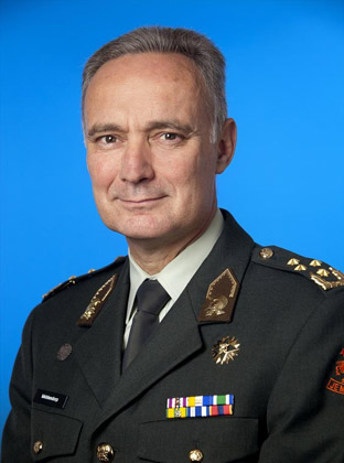 Tom Middendorp, Chief of Defence of the Netherlands