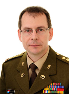 Colonel Patrick Fautsch, Military Representative of Luxembourg to NATO