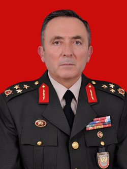 Lieutenant General Ferit Güler, Military Representative of Turkey to NATO