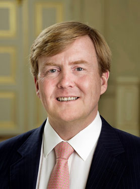 King Willem-Alexander of the Netherlands