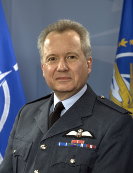 Air Marshal  Sir Christopher Harper