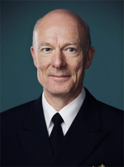 Haakon Bruun-Hanssen, Chief of Defence of Norway