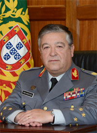 General Artur Neves Pina Monteiro, Chief of Defense of Portugal