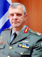 Nikolaos Zachariadis, Military Representative of Greece to NATO