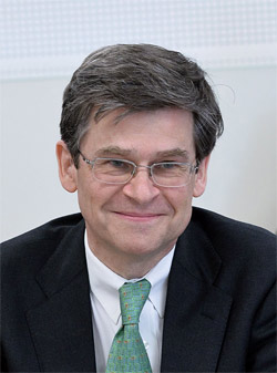 Sir Adam Thomson, UK Permanent Representative to the North Atlantic Council