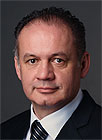 Andrej Kiska, President of the Slovak Republic