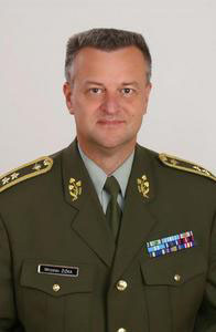 Lieutenant General Miroslav Žižka, Czech Military Representative to NATO