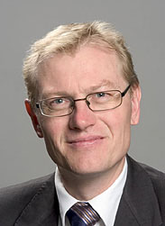 Michael Zilmer-Johns, NATO Permanent Representative for Denmark