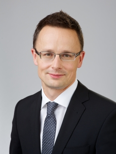 Péter Szijjártó, Minister of Foreign Affairs of Hungary