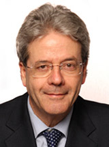 Paolo Gentiloni, Minister of Foreign Affairs of Italy