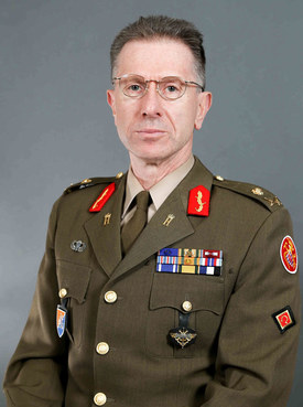 General Romain MANCINELLI, Chief of Staff of Luxembourg