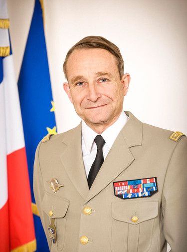 Pierre de Villiers, French Chief of Defense Staff
