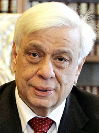 Prokopis Pavlopoulos, President of Greece
