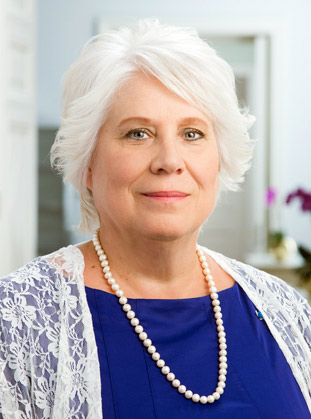 Marina Kaljurand, Minister of Foreign Affairs of the Republic of Estonia