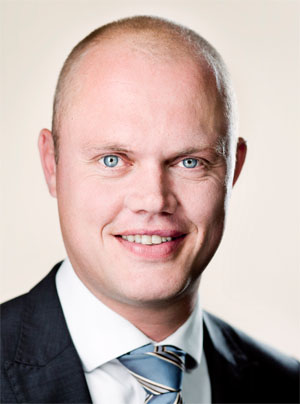 Peter Christensen, Minister of Defence of Denmark