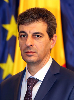 Mihnea Ioan Motoc, Minister of Defence of Romania