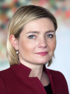 Lilja Alfreðsdóttir, Minister for Foreign Affairs of Iceland